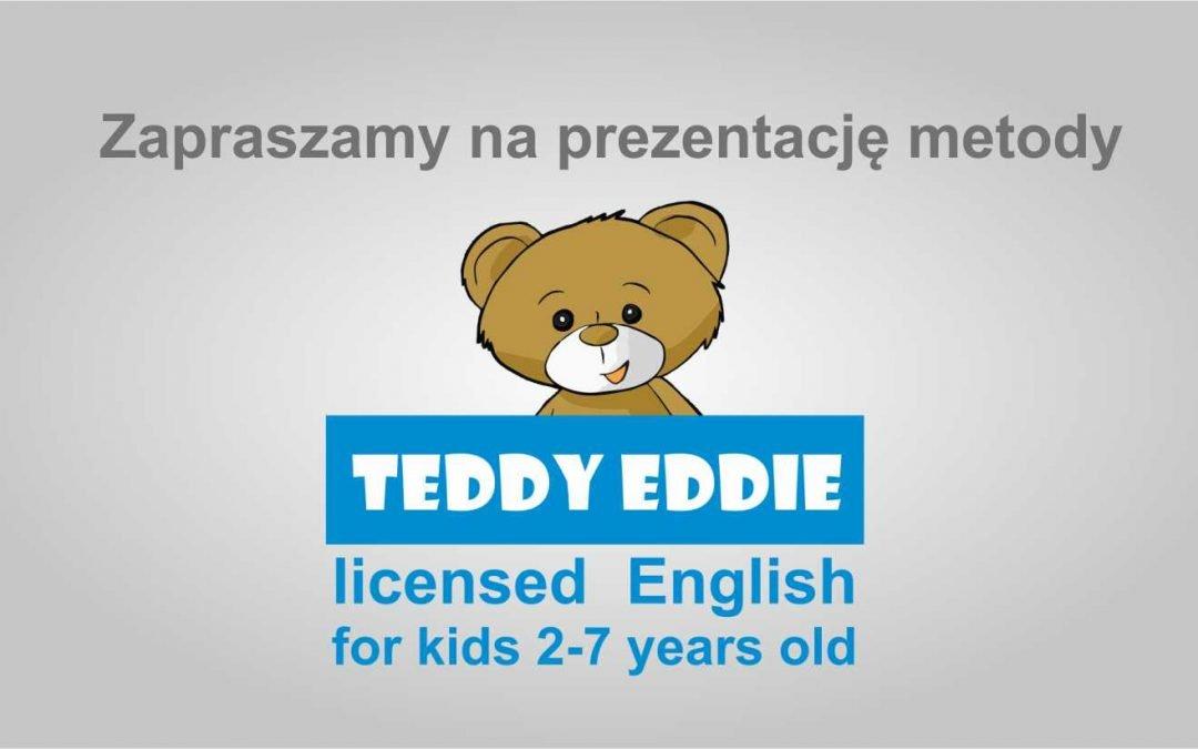 Prezentacja metody Teddy Eddie – spotkania informacyjne.