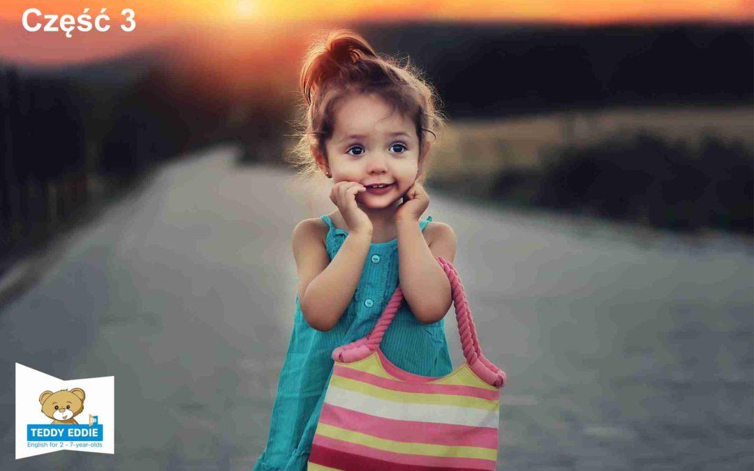 Czy wczesna nauka języka obcego zaburza lub opóźnia rozwój mowy ojczystej?