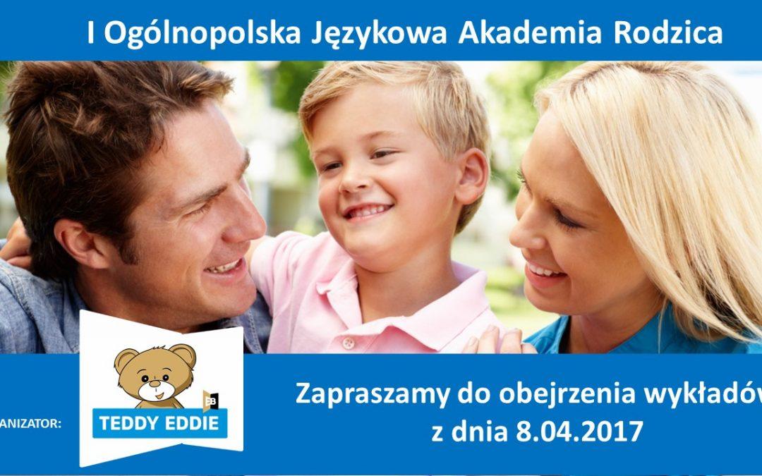 Pierwsza Ogólnopolska Językowa Akademia Rodzica