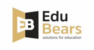 edu bears logo napis pole ochronne
