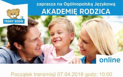 II Ogólnopolska Językowa Akademia Rodzica