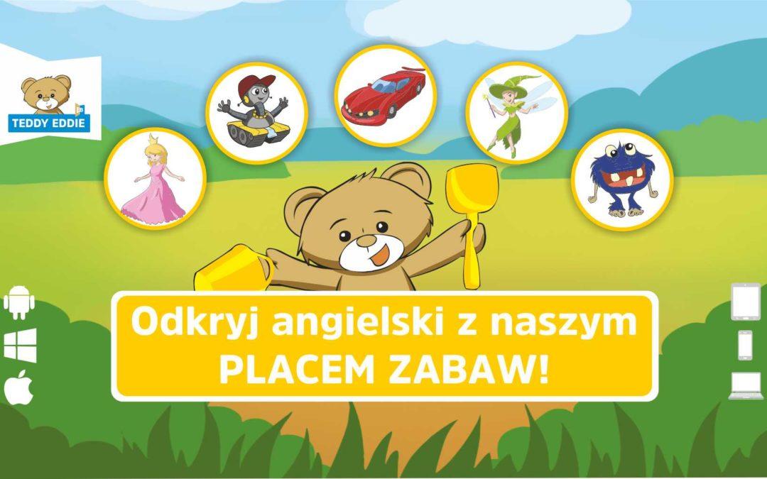 Odkryj angielski z naszym PLACEM ZABAW!