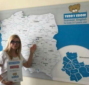Dołączyliśmy do Rodzinki Teddy Eddie :)