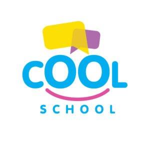 cool school malbork logo
