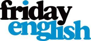 friday english łomianki logo