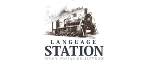 language station milanówek logo