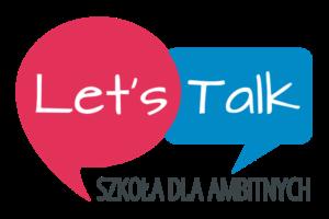 let's talk chęciny logo