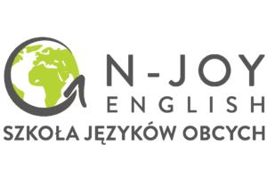 n-joy english warszawa logo