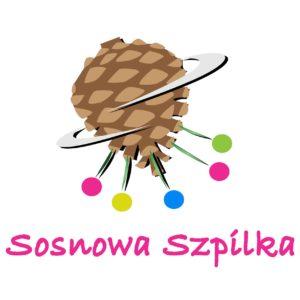 sosnowa szpilka izabelin logo