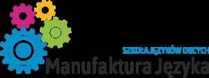 manufaktura języka łódź logo