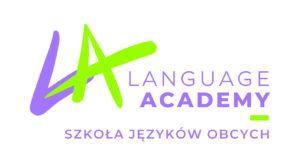 language academy piekoszów logo