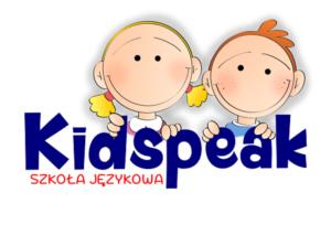 kidspeak mława logo