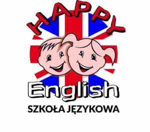happy english osięciny logo