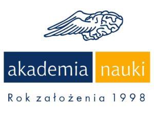 akademia nauki ostrowiec świętokrzyski logo