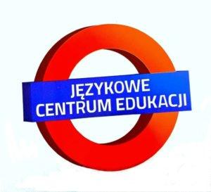 językowe centrum edukacji sokołów podlaski logo