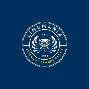 lingmania puck logo