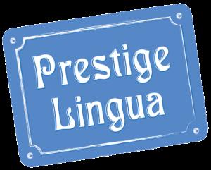 prestige lingua gdańsk logo