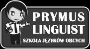 logo-prymus linguist BW